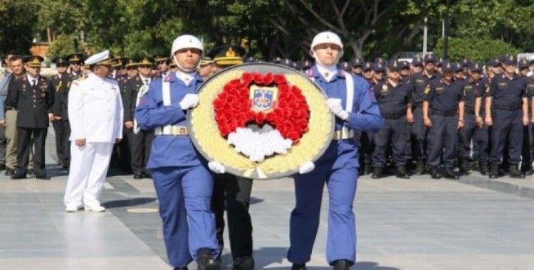 Antalya'da jandarmanın 180. kuruluş yıl dönümü etkinlikleri