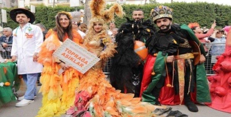 8. Uluslararası Portakal Çiçeği Karnavalı'nın tarihi belli oldu