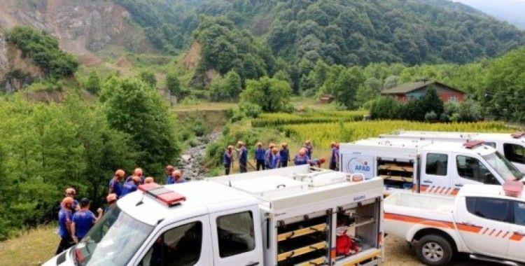 AFAD'tan gerçeği aratmayan kaza tatbikatı