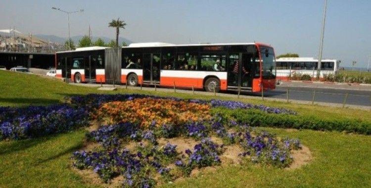İzmir ulaşımına sınav ayarı