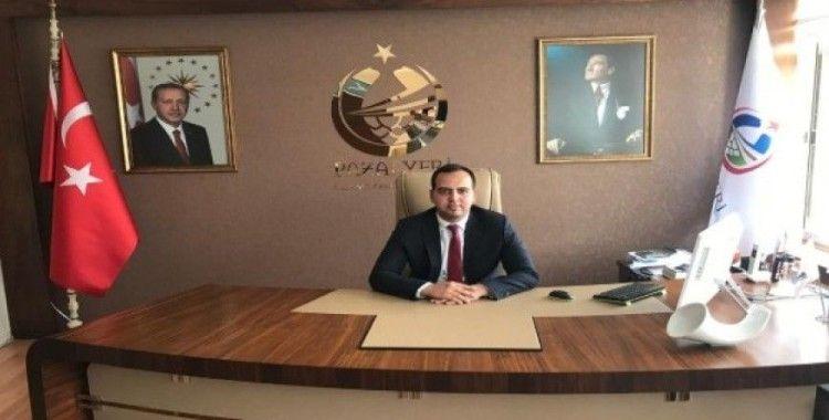 Kaymakam Güven, Jandarma Teşkilatının 180'inci kuruluş yılını kutladı