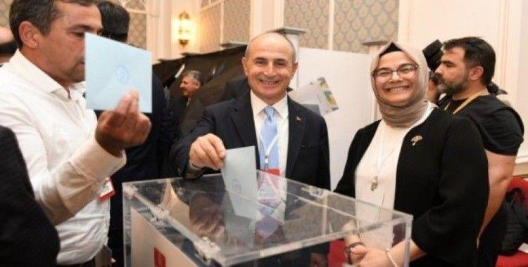 Başkan Beyazgül TBB Başkan Vekilliğine seçildi