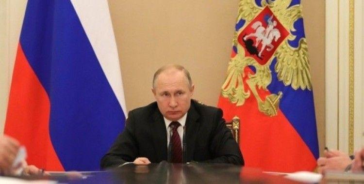 Putin: 'Suriye'de Türkiye, Rusya ve İran birlikte zafer kazandı'