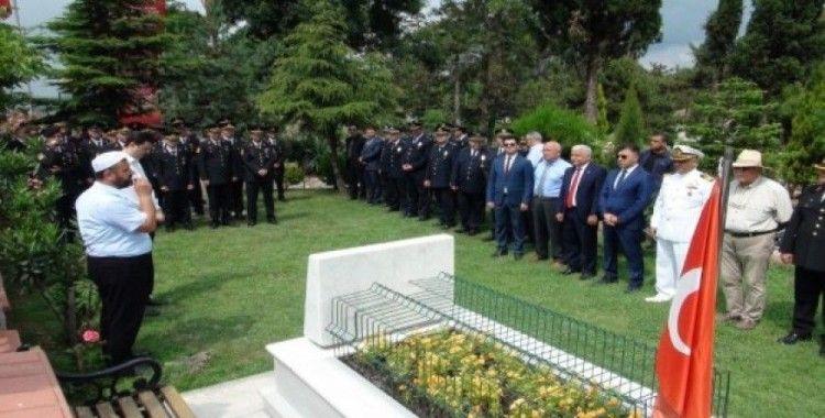 Bartın'da Jandarma teşkilatının 180'inci kuruluş yılı kutlandı