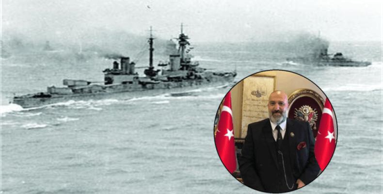 İngilizlerin gasp ettiği Osmanlı gemileri ve tekerrür eden tarih