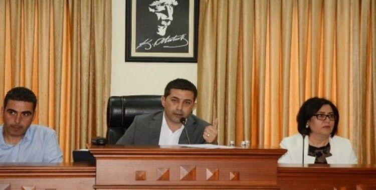 Ömer Günel, Kıyı Ege Belediyeler Birliği encümen üyesi oldu