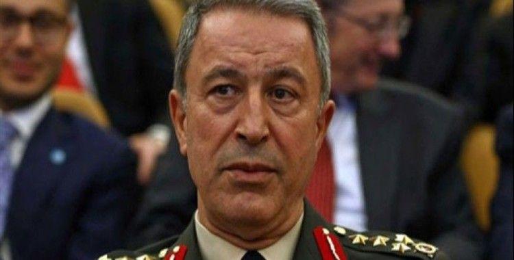 ABD Savunma Bakanı Vekili Shanahan'ın mektubuna Bakan Akar tarafından cevabi mektup gönderildi