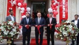 Çavuşoğlu, İsfahan'da THY ofisini açtı