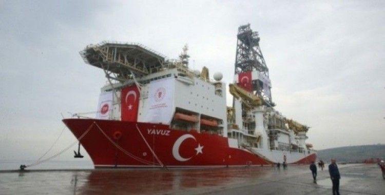 """Yıldırım: """"Türkiye Yavuz'la bölgedeki gücüne güç katacak"""""""