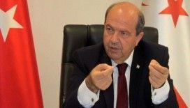 KKTC Başbakanı Tatar'dan haberlere yalanlama: 'Benim ağzımdan 'Las Vegas' kelimesi çıkmadı'