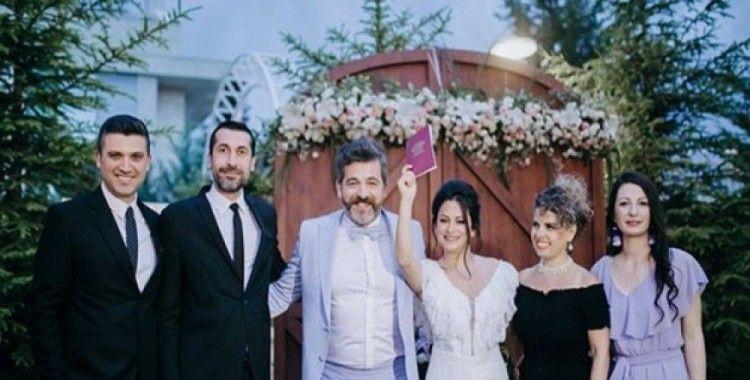 Kayra Şenocak evlendi