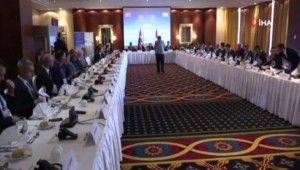 Bakan Varank, Macaristan-Türkiye İş Konseyi Toplantısı'na katıldı