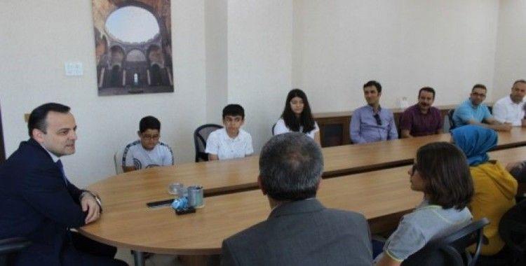 Diyarbakır Bağlar İlçesinden 4 Türkiye birincisi