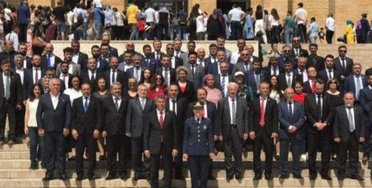 Ülkem Partisi Kastamonu'da teşkilatlandı