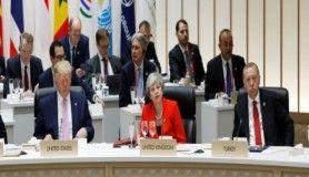 G20 liderleri Dijital Ekonomi oturumunda buluştu