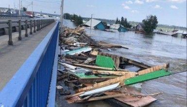 Rusya'da selin bilançosu artıyor