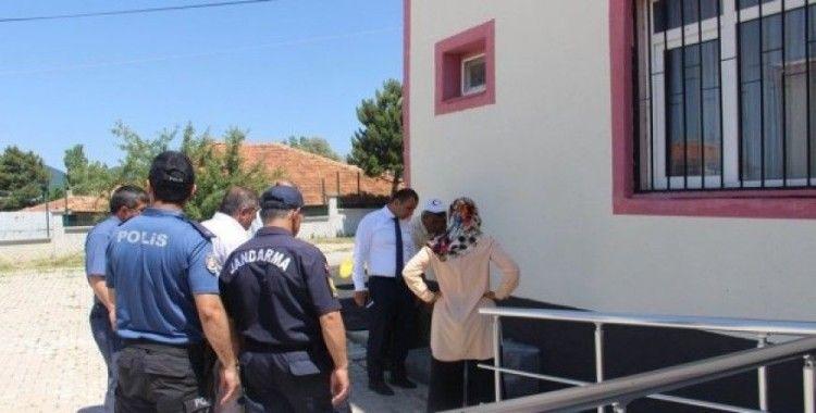 Kaymakam Abbasoğlu: Okullar açılmadan tüm eksikler giderilecek