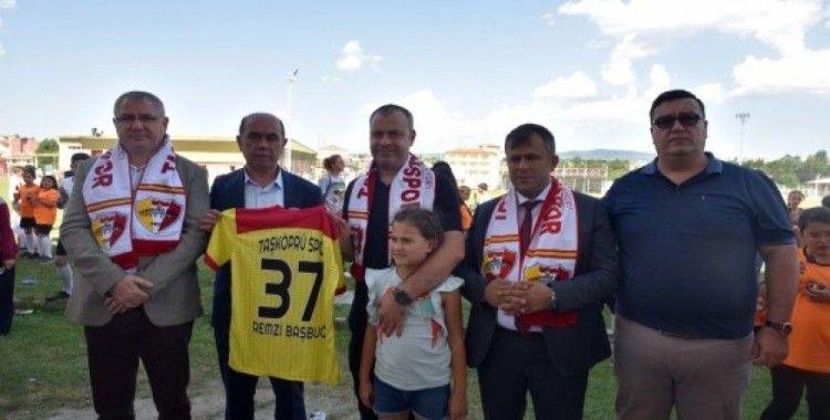 Taşköprü Belediyesi Yaz Spor Okulları'na görkemli açılış