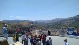 Levent Vadisine turist akını