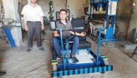 17 yaşındaki genç, Mardin'in ilk yerli otomobilini yaptı