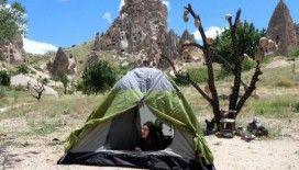 Kapadokya'da çadır festivali düzenlenecek