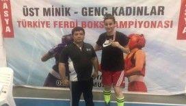 Gizem Özer Türkiye şampiyonu oldu