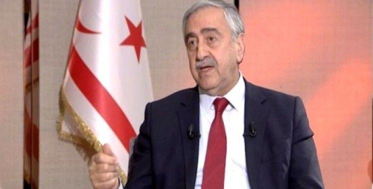 """KKTC Cumhurbaşkanı Akıncı: """"Türkiye'den gelen su boşa akmasın"""""""