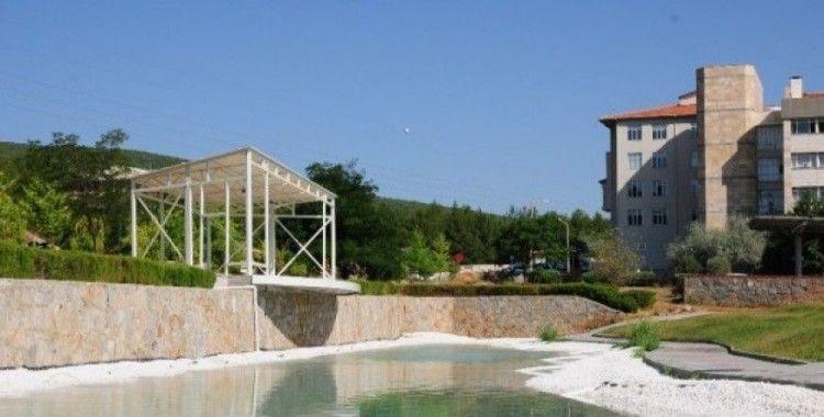 Yeni rekreasyon alanı Eylül'de açılıyor