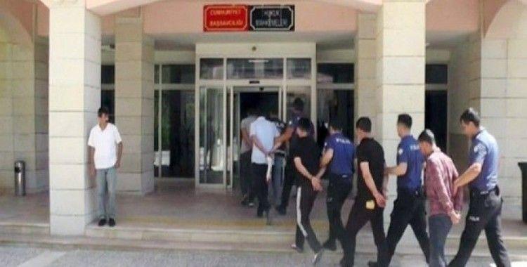 Siirt merkezli tefeci operasyonu: 14 gözaltı