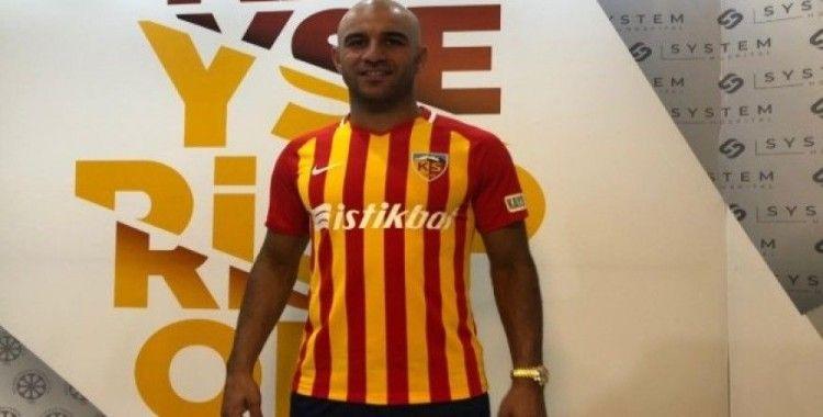 Kayserispor Abdennour ile sözleşme yaptı