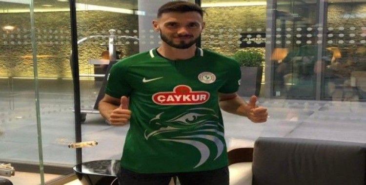 Çaykur Rizespor, Amedej Vetrih ile 2+1 yıllığına anlaştı