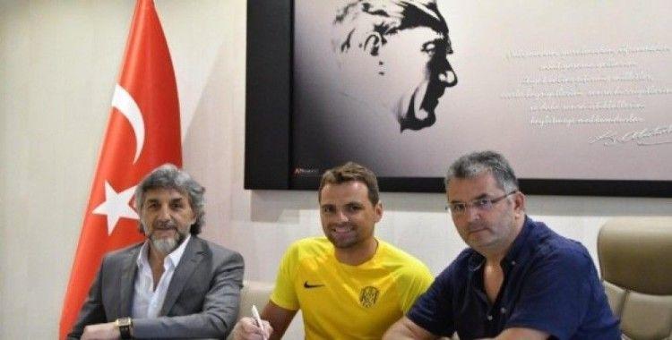 MKE Ankaragücü, Ante Kulusic ile sözleşme uzattı