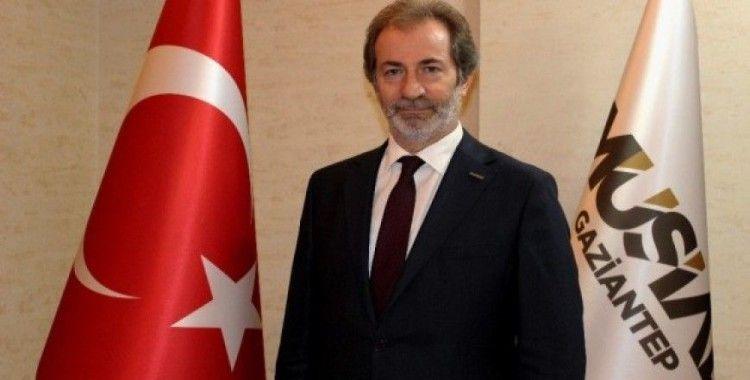 MÜSİAD Gaziantep Başkanı Çelenk'ten 15 Temmuz mesajı
