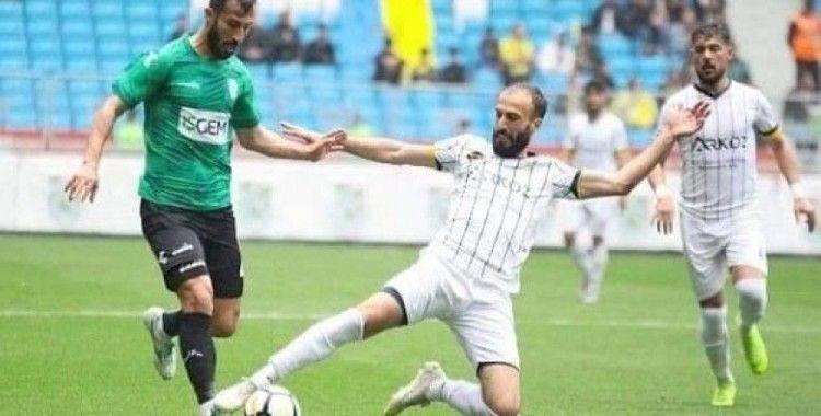 Yeşilyurt Belediyespor Koray Şanlı'yı renklerine bağladı
