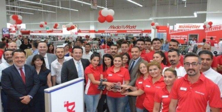 MediaMarkt, Türkiye'de büyümeye devam ediyor