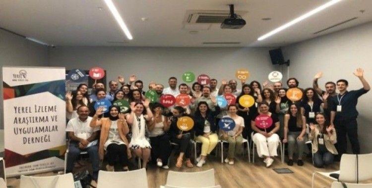 Küresel gündemler ile belediyeler buluştu; 'Sürdürülebilir Kentsel Gelişim Ağı' kuruldu