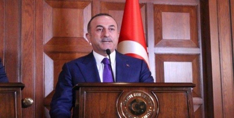 Dışişleri Bakanı Çavuşoğlu, Doğu Akdeniz konusuyla ilgili yoğun mesai harcadı