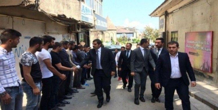 Ülkü Ocakları Eğitim ve Kültür Vakfı Genel Başkanı Dr. Sinan Ateş: