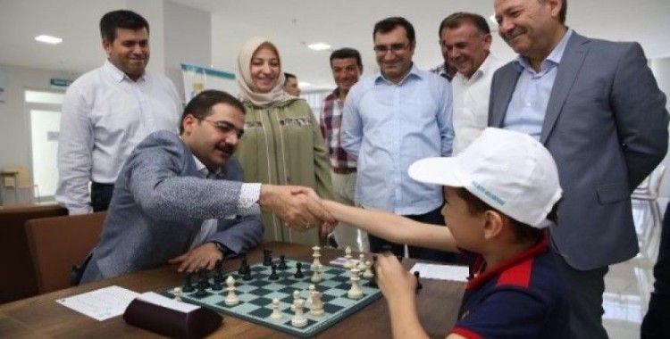 Milli Birlik Günü için satranç turnuvası başladı