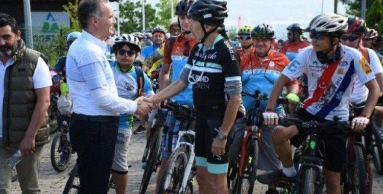 100 yıllık bisiklet macerasına 'Dostum' molası