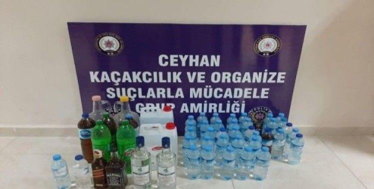 Ceyhan'da 1 kişi etil alkolden hayatını kaybetti