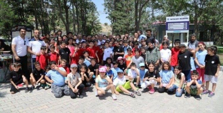 Başkan Güder, öğrencilerle piknikte buluştu