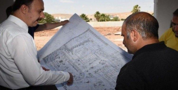 Şanlıurfa'da inşaat çalışmaları denetlendi