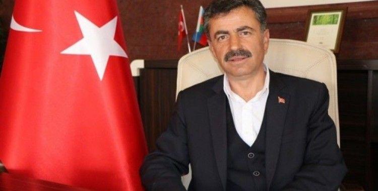 """Uçhisar Belediye Başkanı Süslü, """"Kahramanlarımızı ve destanımızı unutmayacak, unutturmayacağız"""""""