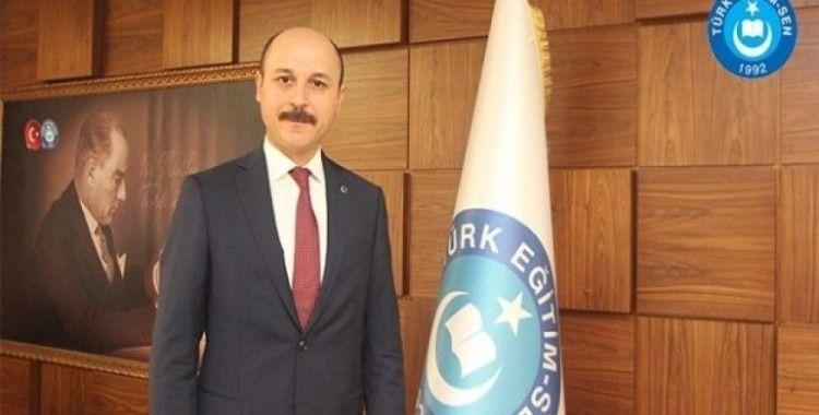 Türk Eğitim-Sen Genel Başkanı Talip Geylan: