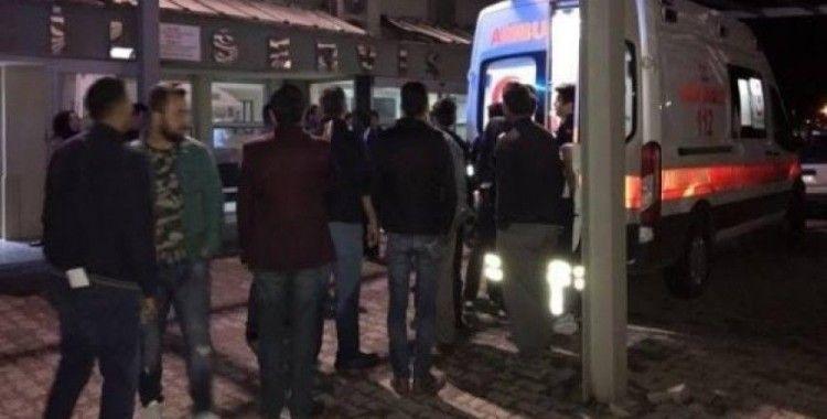 Horasan'da arazi kavgası: 2'si ağır 11 yaralı