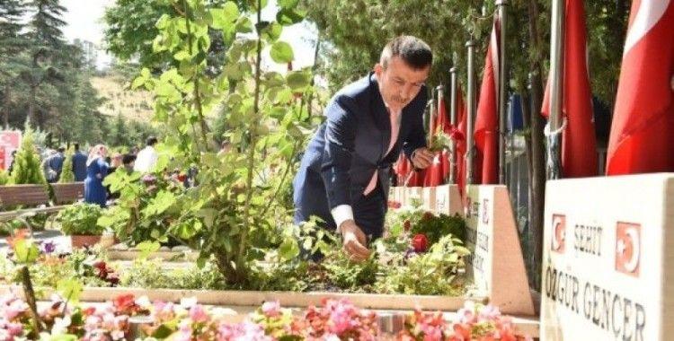 Altındağ Belediye Başkanı Balcı, 15 Temmuz şehitleri unutulmadı