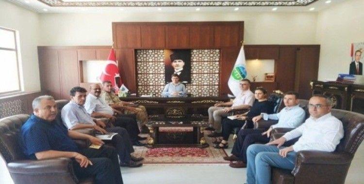 Nurdağı'da 15 Temmuz etkinlikleri hazırlık toplantısı