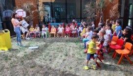 Ergene Belediyesi küçük öğrencilere çevre bilincini aşılıyor