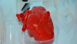 Türk bilim insanları 3D yazıcı ile 'kalp' üretecek